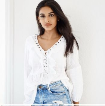 Banita Sandhu- 印裔英国美女私房照图片