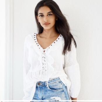 Banita Sandhu- 印裔英国美女私房照