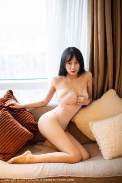 [语画界XIAOYU] Vol.097 何嘉颖